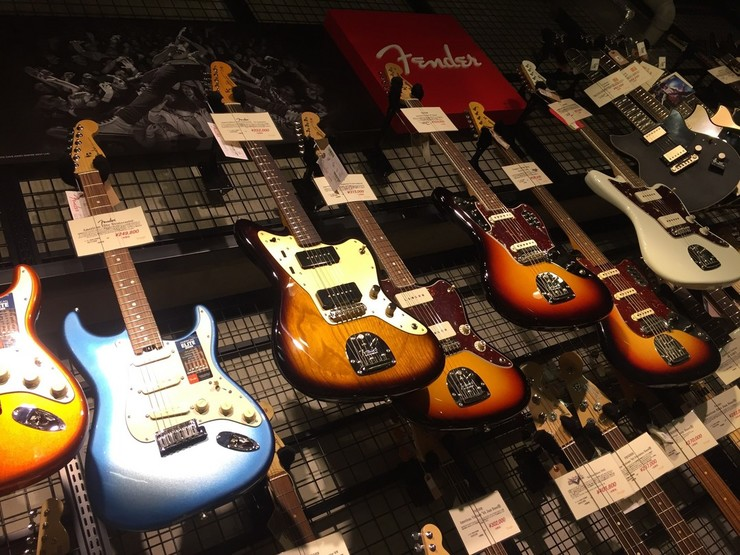 Fender Limited Edition 60th Anniversary '58 Jazzmaster®写真