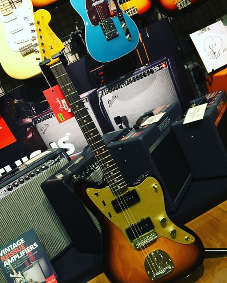 Fender Limited Edition 60th Anniversary '58 Jazzmaster®【レビュー】